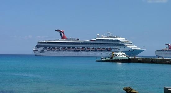 Kreuzfahrtschiff Karibik