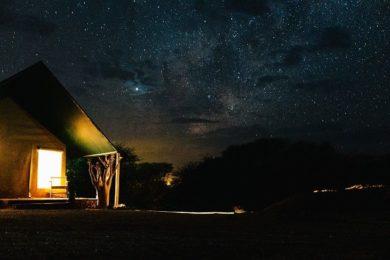 Namibia Sterne